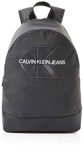 Calvin Klein - Monogram Nylon Cp Bp W/o Pocket,...