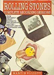 Rolling Stones Complete Recording Sessions, 1963-85 by Michael Elliot (1990-03-22)