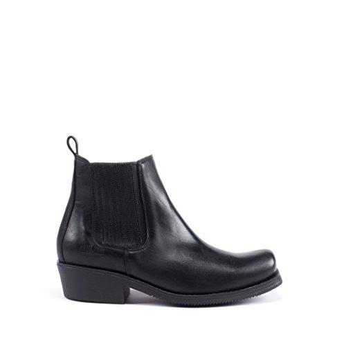 Esscelent Fashion 4818 Stivali in Pelle Uomo Prodotto Spagnolo