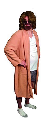 The Big Lebowski The Dude Bath Robe Outfit Costume Adult (Kostüme Lebowski Dude The Big)