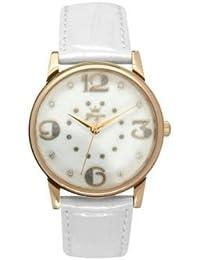 Reloj Yonger pour elle mujer nácar blanca–DCP 1608/33
