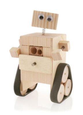 Spitz-Roboter Bausatz und Lernspielzeug K94648 Bausatz für Kinder und Jugendliche