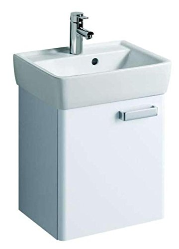 Keramag Renova Nr. 1 Plan Handwaschbecken weiß KeraTect; 50