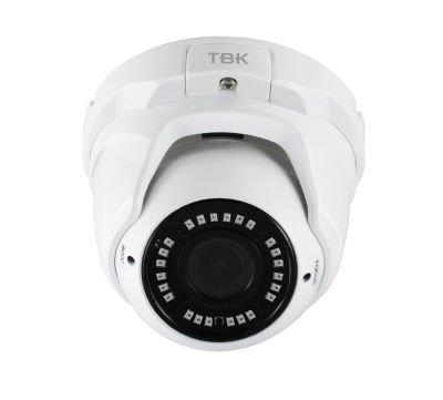 Mini-Dome-Kamera, 5 MP, 2,8-12 mm, 24 LEDs für eine Distanz von 30 m 9-mm-mini-dome
