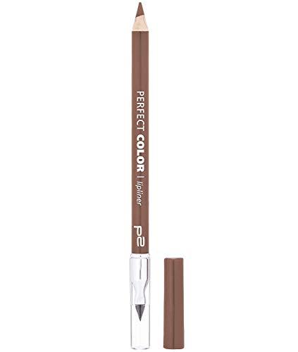 p2 cosmetics Lippenkonturenstift perfect color lipliner cheerleader 033, 1.2 g (1er Pack)