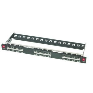 Cat5e UTP Patch Panel ADC KRONE Cables UK 1U HK Modular 100 mhz (Adc-panels)