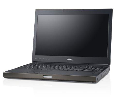 Dell Precision M4700 39,6 cm (15,6 Zoll) Notebook (3rd gen Intel® CoreTM i7-3840QM, 2.80GHz QuadCore Turbo 8MB Cache, 8GB (2x4GB) RAM 1600MHz, 256GB Serial ATA III SSD, NVIDIA Quadro K2000M, DVD+/-RW Slotload, Win 7 Pro 64Bit) Dell Intel Notebooks
