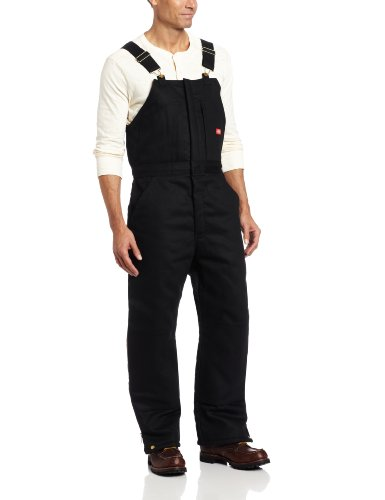 Dickies - - TB839 Premium Bib Isolierte Gesamt, Small x Regular, Black - Bib Womens Top