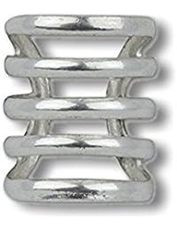 etNox-Ohrklemme ''Fine Silver'' 925 Silber (OK3)