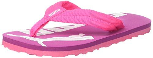 Puma Unisex-Kinder Epic Flip v2 PS Sandalen, Pink (Ultra Magenta-Knockout Pink 09), 34.5 EU