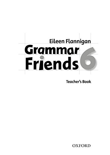 Grammar Friends 6: Teacher's Book - 9780194780117 por Tim Ward
