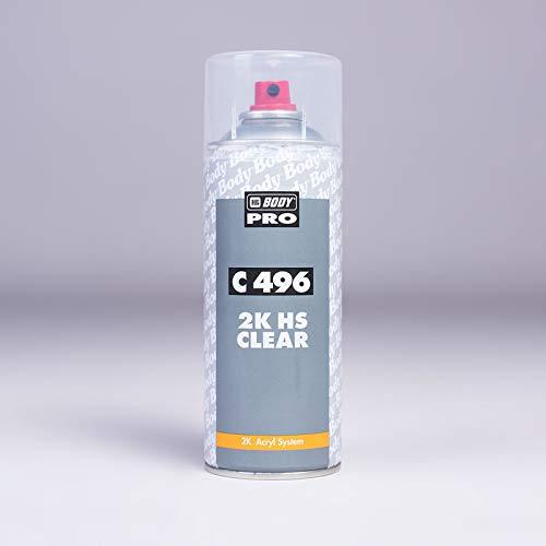 Etec Barniz Spray 2K Especial para Faros 400ml