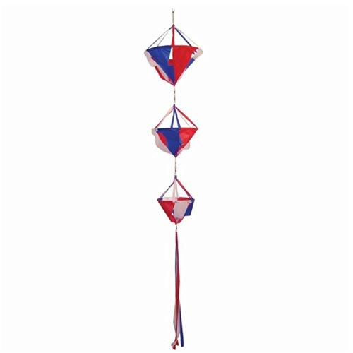 Royaume-Uni couleurs Panier Spinset. Patriot. télescopique pour drapeau poteaux. Camping Festivals.
