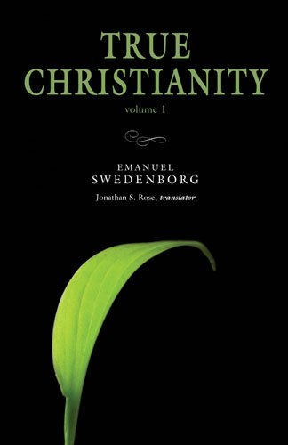True Christianity: v. 1 (NW Century Edition) by Emanuel Swedenborg (2009-12-08)