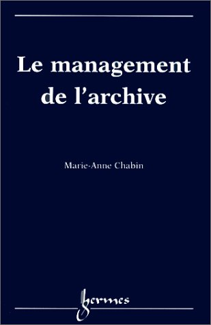 Management de l'archive