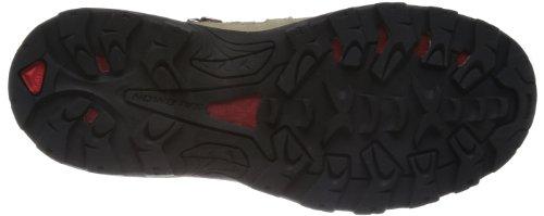 Salomon Discovery W GTX® 111531, Scarpe da esterno, Donna Marrone (Braun (Thyme/Swamp/Rubis))