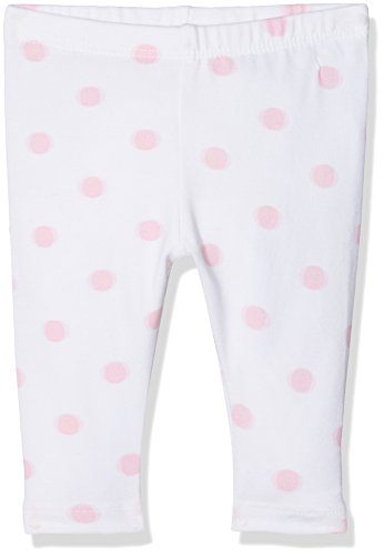 United Colors of Benetton Leggings para Bebés, Blanco (White 910) 56