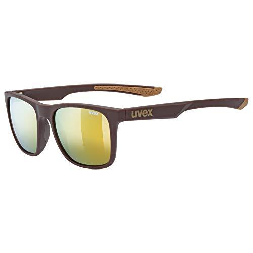Uvex Erwachsene lgl 42 Sonnenbrille Brown One Size Preisvergleich