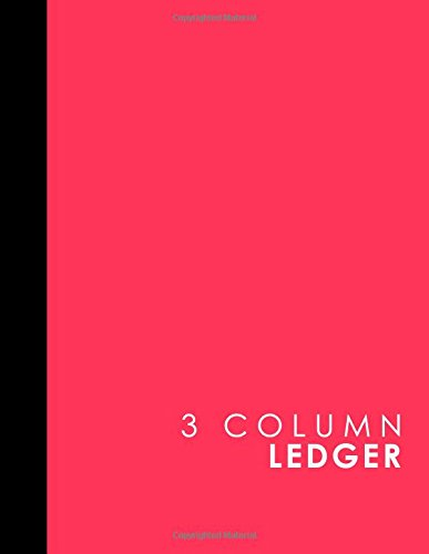 pdf download 3 column ledger account book accounting journal