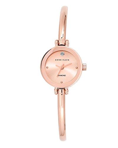 ak-anne-klein-n1946rgrg-orologio-da-donna-al-quarzo-con-display-analogico-e-braccialetto-in-acciaio-