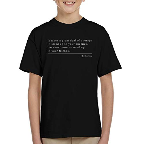 Shirt Women Courage Kid's T Strong m0wN8n