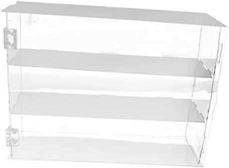 MagiDeal MagiDeal MagiDeal 3 Etages Boîte de Présentation Affichage Antipoussière en Acrylique Transportant pour Modèle Voiture Figure d'action Poupée Bijoux | Aspect Attrayant  e99dc0