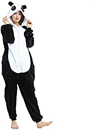 Unisex Stitch Onesies, Cartoon Pajamas Cosplay Costume Sleepwear - SIZE M