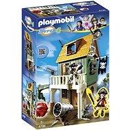 Fuerte pirata camuflado Super 4 Playmobil 4796