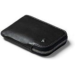 Cartera Tarjetero de Piel Bellroy Card Pocket Wallet (Máx. 15 Tarjetas y Billetes) Black