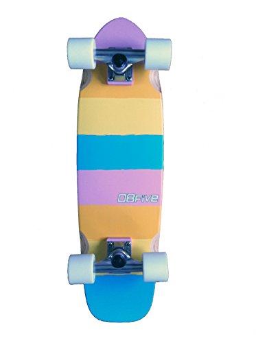 OBFive Skateboards Men's Cruiser Skateboard - Fruit Tingle