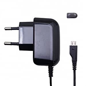 D'clair Premium OEM Genric Samsung Wall Charger with charging Cable for Samsung Galaxy Grand Neo Plus - Black