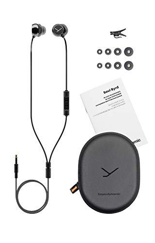 beyerdynamic Soul BYRD kabelgebundener Premium in-Ear-Kopfhörer in schwarz - 5