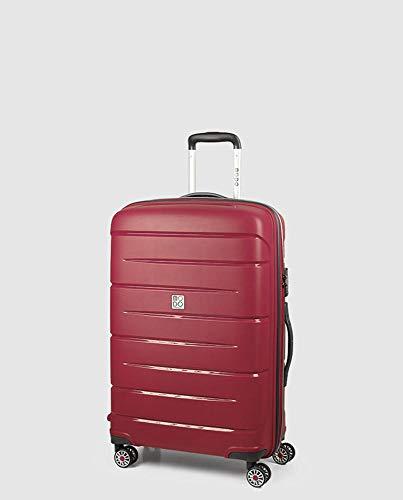 Roncato starlight 2.0 trolley, 71 cm, 80 litri, rosso