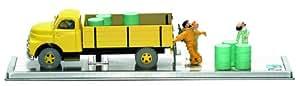 Figurine de collection Tintin Le Camion jaune Objectif Lune Nº4 29104 (2008)