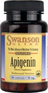 Swanson Ultra Apigenin (50mg, 90 Capsules) by Swanson Health Products