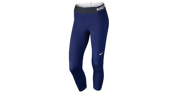Nike Damen Capri pro Cool: : Sport & Freizeit