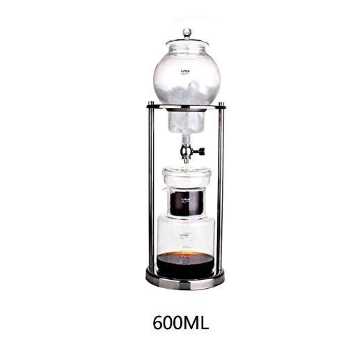 Ice Drop Glass Coffee Maker Neue Japanische Haushaltskalte Kaffeemaschine - 600ML & 1000ML