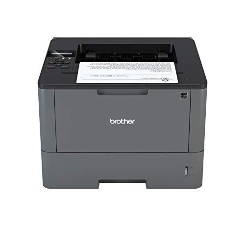 Brother HL-L5000D A4 monochrom Laserdrucker (Drucken, 1.200 x 1.200 dpi, USB, Print AirBag für 200.000 Seiten, 40 Seiten/Min.) - Wechseln Netzwerk-drucker