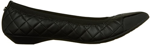 Anne Klein Sport Offered Synthétique Chaussure Plate Black