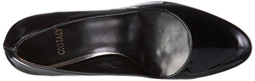 Oxitaly - Rossella 100, Scarpe col tacco Donna Nero (Nero (Nero))