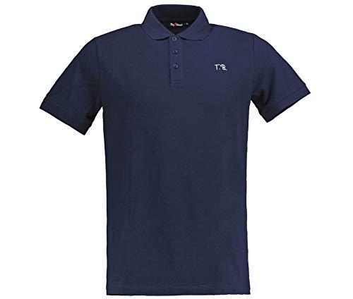 Tony Brown Herren Poloshirt Navy XXL