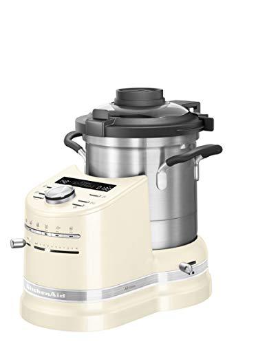 KitchenAid Robot cuiseur Multifonction Artisan CRÈME
