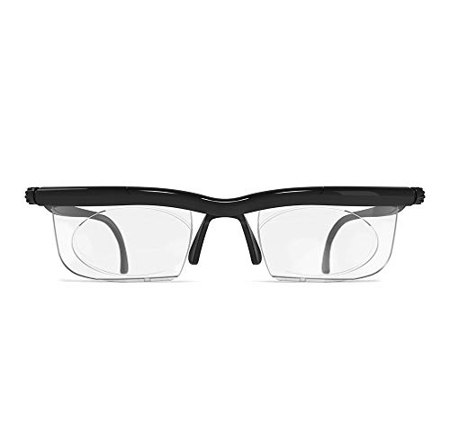 f3013e0429 Lunettes unisexes, lentilles ajustables de -6D à + + Lentilles 3D sans  ordonnance pour