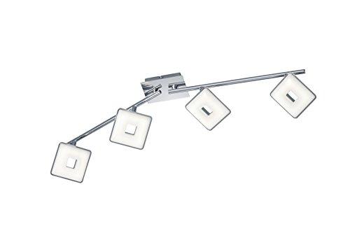 Trio LED-Deckenleuchte Pilatus