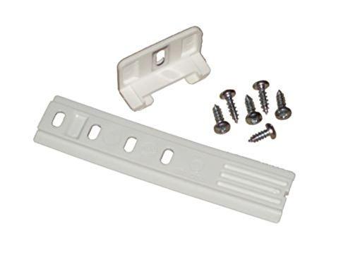 1 Stück Schleppscharnier Montageset für Kühlschranktüren Kühlschrank Gefrierschrank Scharnier Hinge - Inet-Trades GmbH
