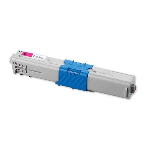 Preisvergleich Produktbild kompatible Tonerkartusche für OKI C301DN C301 DN C321DN C321 DN MC332DN MC332 DN MC342 DN MC342 DNW C-301 DN C-321 DN MC-332 DN MC 342 DN MC-342 DNW Magenta Rot