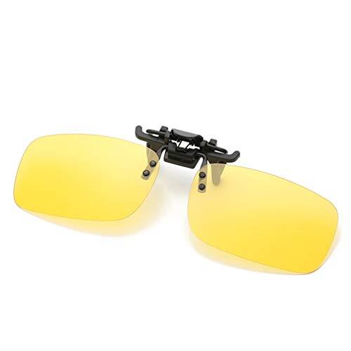 Sonnenbrillen-Clip Auf Flip Up Polarisierte Linse Für Verschreibungspflichtige Brillen Gute Clip-Stil Sonnenbrille Für Brillenträger