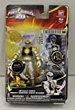 Power Rangers 10CM WHITE RANGER METALLIC FORCE Mighty Morphin Figure