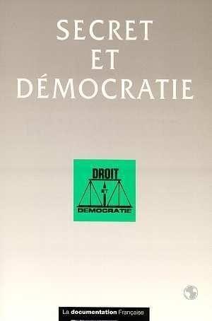 Secret et démocratie