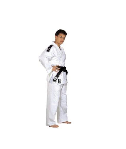Judo-Anzug Training, mit Schulterstreifen